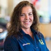 Susan  Rutledge at Braman Honda of Palm Beach