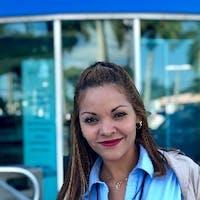 Jennifer  Oduardo at Braman Honda of Palm Beach