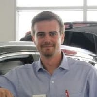 Bailey Evans at Evans Toyota