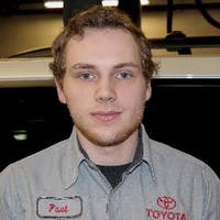Paul Stanford at Evans Toyota