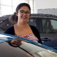Alexis Doster at Evans Toyota
