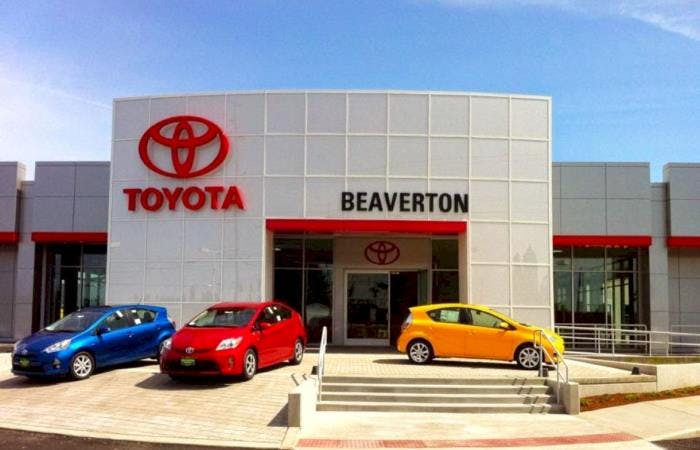 Beaverton Toyota, Beaverton, OR, 97005