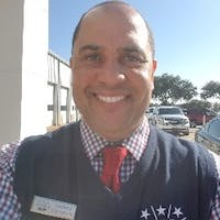 Darrick Thompson at Sam Pack's Five Star Ford Lewisville