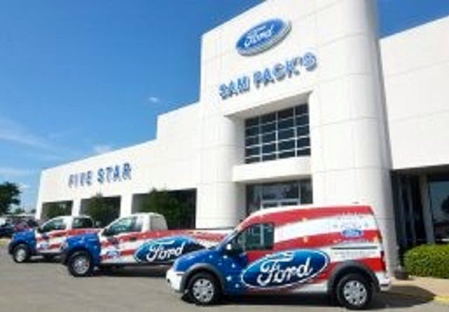 Sam Pack's Five Star Ford Lewisville, Lewisville, TX, 75067