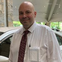 Jim  Beatty at Germain Honda of Dublin