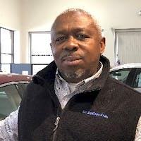 Ralph Udonkuku at Germain Honda of Dublin