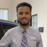 Mohamed  Rufai at Germain Honda of Dublin