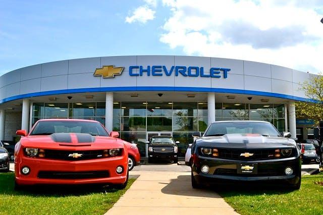 Herb Connolly Chevrolet Chevrolet Service Center