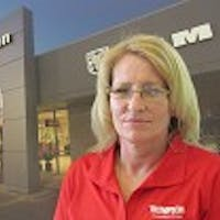 Tisha Felizzola at Thompson Chrysler Dodge Jeep Ram of Harford County