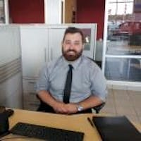 Joseph Angle at Premier Toyota of Amherst