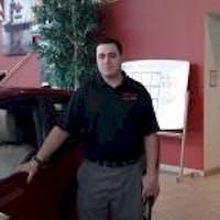 Gavin  Baker at Premier Toyota of Amherst