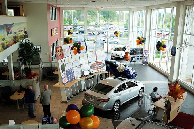 Premier Toyota of Amherst, Amherst, OH, 44001