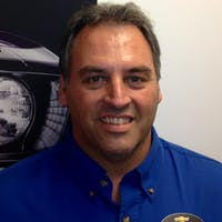 Rex Tonan at Tom Gill Chevrolet - Service Center