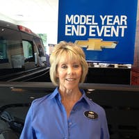 Kristi Beaver at Tom Gill Chevrolet