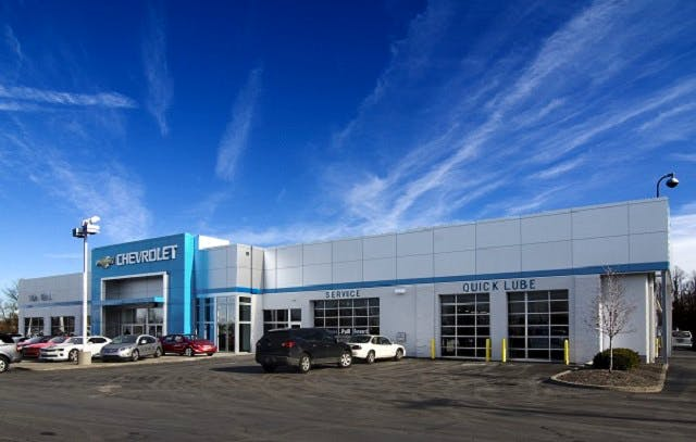 Tom Gill Chevrolet, Florence, KY, 41042