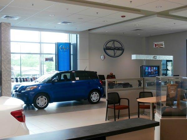 Heritage Toyota, S. Burlington, VT, 05403