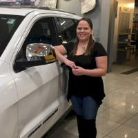 Melanie  Pagano at Branhaven Jeep Chrysler Dodge Ram