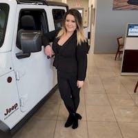 Nicole Watras at Branhaven Jeep Chrysler Dodge Ram