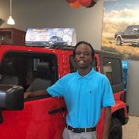 Al Omoding at Branhaven Jeep Chrysler Dodge Ram