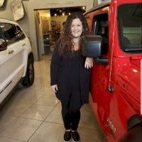 Nicole Watras at Branhaven Jeep Chrysler Dodge Ram