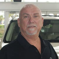 Larry Redmon at Mercedes-Benz of South Mississippi