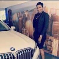 Nikeisha Yee at BMW of Freeport