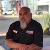 Shaun Hapner at Palm Springs Nissan