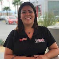 Gladys Valenzuela at Palm Springs Nissan