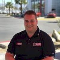 Seth Richardson at Palm Springs Nissan