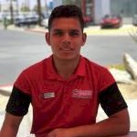 Eduardo Murillo at Palm Springs Nissan