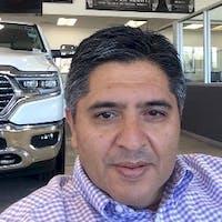 Criss Bermudez at Larry H. Miller Dodge Ram Tucson