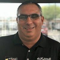 Mario Espinoza at Larry H. Miller Dodge Ram Tucson