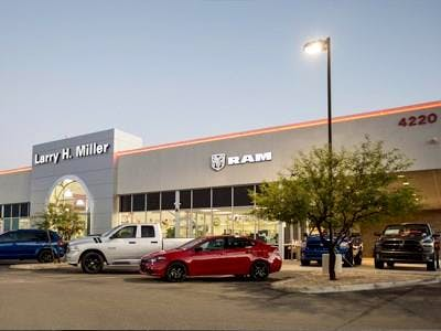 Larry H Miller Tucson >> Larry H Miller Dodge Ram Tucson Dodge Ram Used Car