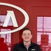 Mason Whitcomb at Southlake Nissan