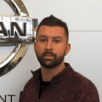 Milan Stojanovic at Southlake Nissan