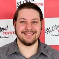 Jordon Minks at St Cloud Toyota