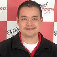 Rob Gable at St Cloud Toyota