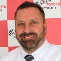 Dennis Bartkowitz at St Cloud Toyota