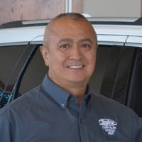 Frank Chagoya at Taylor Chrysler Dodge Jeep Ram