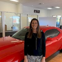 Lindsey McHenry at Superior Dodge Chrysler Jeep of Conway