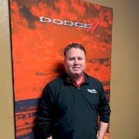 Brandon Walters at Superior Dodge Chrysler Jeep of Conway