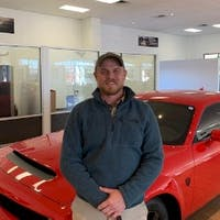 Spencer Thielemier at Superior Dodge Chrysler Jeep of Conway