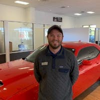 Christian Cox at Superior Dodge Chrysler Jeep of Conway