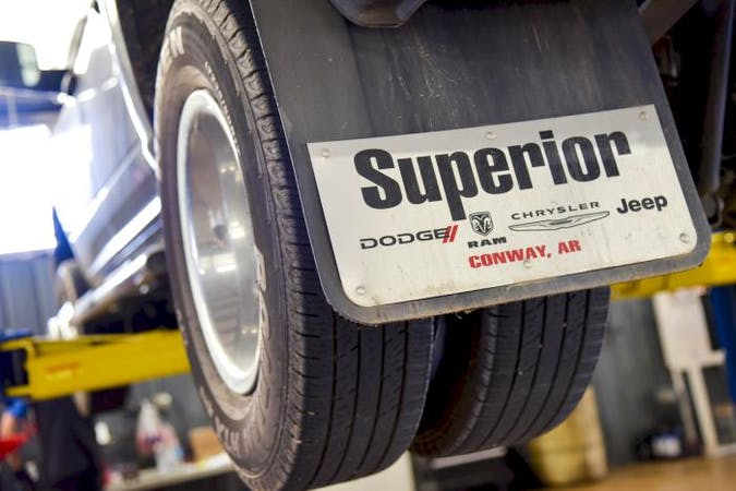 Superior Dodge Chrysler Jeep of Conway, Conway, AR, 72032