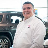 Jesse Matos at Gary Lang Auto Group