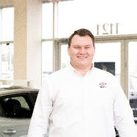 Jordan Suchowski at Gary Lang Auto Group