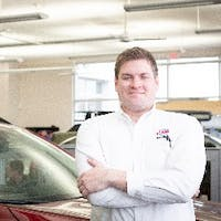 Reilly Huber at Gary Lang Auto Group
