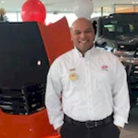 Simba Johnson at Gary Lang Auto Group