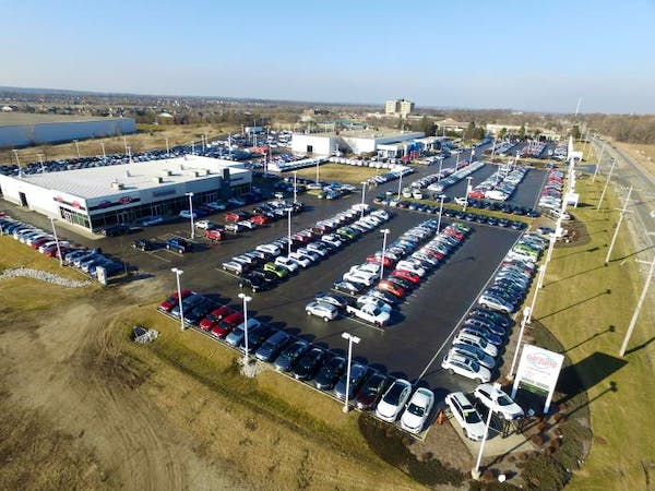 Gary Lang Auto Group, McHenry, IL, 60050