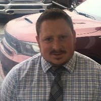 Brandon Hefner at Carman Chrysler Jeep Dodge